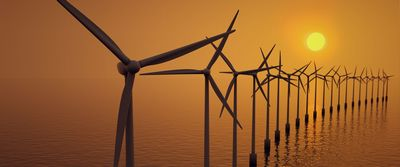 Крупнейший в мире плавучий ветропарк получает зеленый свет