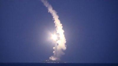 Крылатые ракеты «калибр» и договор рсмд - «военные действия»
