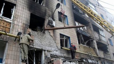 Лавров: москва серьёзно обеспокоена происходящим в донбассе - «военные действия»