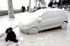 Ледниковый период: европа вымерзнет, россия выстоит - «новости дня»