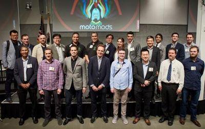 Lenovo назвала победителей среди разработчиков модулей для смартфонов moto z