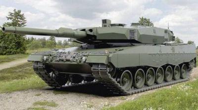 «Leopard 2pl»: старый новый танк для нищих - «военные действия»