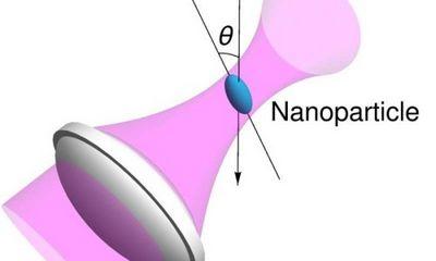 Левитирующие алмазные наночастицы позволили ученым измерить величину торсионных колебаний и проверить основные принципы квантовой теории