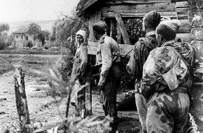 Липецкие штирлицы - «военные действия»