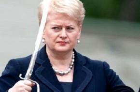 Литва готова снять последнюю рубашку, лишь бы устрашить россию - «новости дня»
