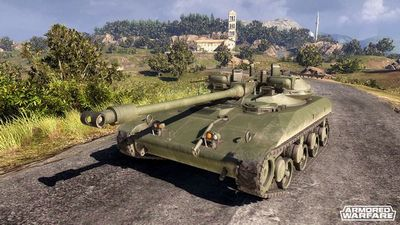 Лёгкий танк т92
