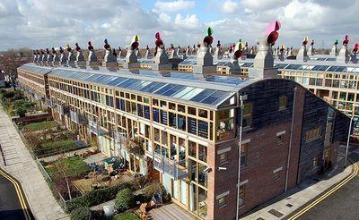 Локальная энергетическая революция в великобритании