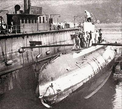 «Лоскутные» субмарины