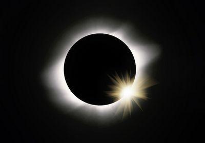 Луна отдаляется, а земля замедляется — доказано солнечными затмениями