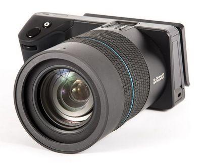 Lytro показала работу панорамной камеры светового поля со стороны