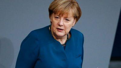 Меркель осталась у разбитого корыта - «война»