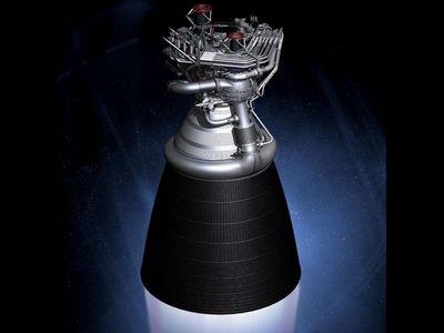 Метановый двигатель для многоразовых ракет могут создать в россии через 3-5 лет
