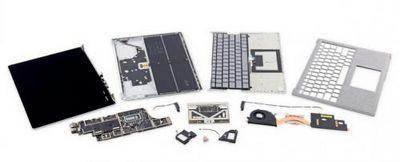 «Microsoft surface laptop — это не ноутбук, а наполненный клеем монстр», — утверждают специалисты ifixit