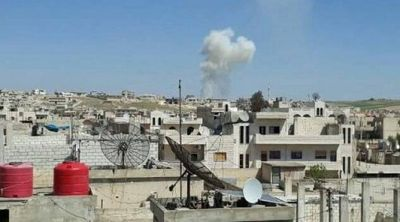 Мид сар: на освобождённых территориях обнаружено более 24 тонн отравляющих веществ - «военные действия»