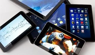Мировой рынок планшетов сократился впервые в истории