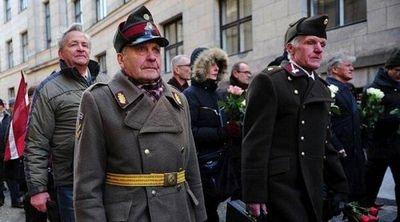 Москва ждет оценки от мирового сообщества шествия ваффен-сс в риге - «военные действия»