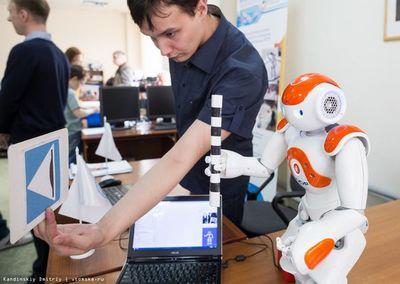 На форуме u-novus пройдут первые в россии соревнования robocup