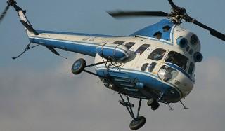 На камчатке разбился вертолет ми-2 с лыжниками