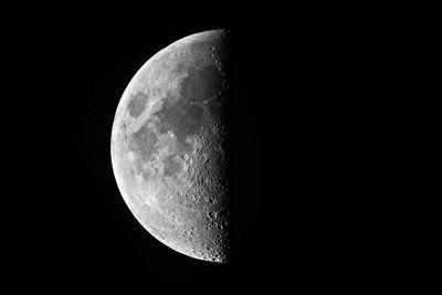 На луне обнаружен лавовый туннель