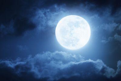 На луне тепло или холодно?