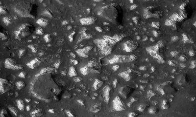На марсе обнаружена возможная «колыбель жизни»