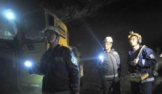 """На шахте """"северная"""" произошел шестой взрыв"""