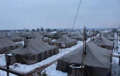 На украине стартовали учения резервистов - «военные действия»