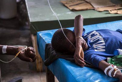 Нагаити? эпидемия холеры