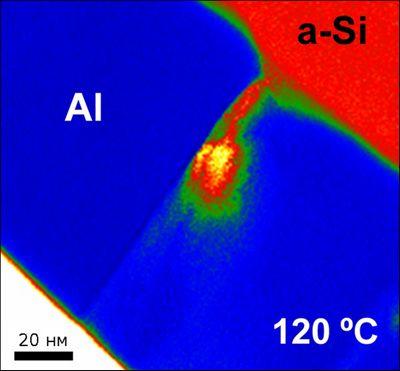 Найден низкотемпературный способ изготовления нанопроводов