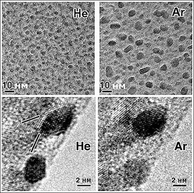 Найден способ точно контролировать рост нанотрубок