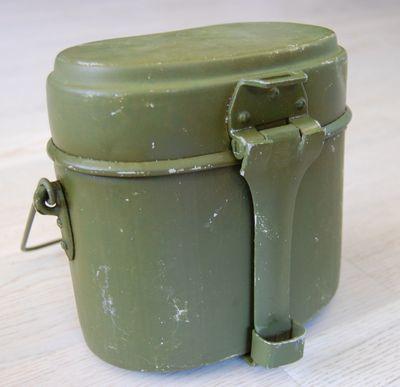 Найдено в архиве: неудавшийся апгрейд армейского котелка