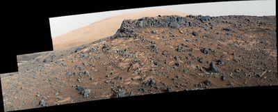 Найдены новые свидетельства жизни на марсе
