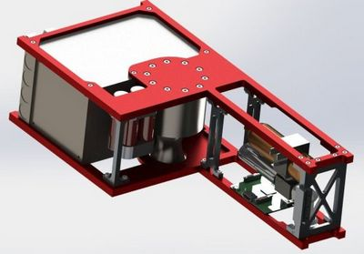 Наноспутники cubesat с двигателями на воде впервые отправятся на орбиту вокруг луны