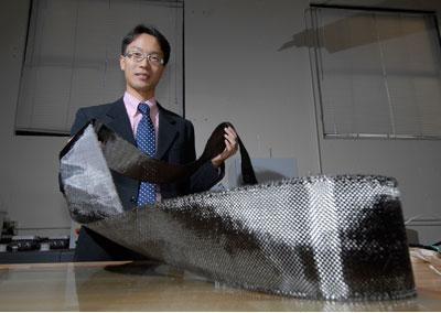Нанотехнология позволяет имитировать кожу дельфина для повышения аэродинамических свойств