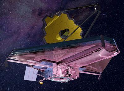 Наса вновь отложило запуск космического телескопа «джеймс уэбб»