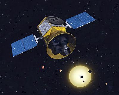 Наса запустит новый спутник для поиска внеземной жизни