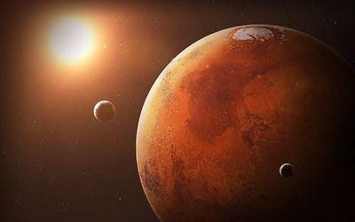 Насколько живучи марсианские микробы?