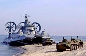 Натиск «зубра»: зачем в россии возрождают самый мощный десантный корабль - «новости дня»
