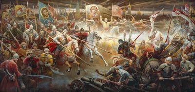 Неизвестная история россии: битва при молодях - «военные действия»