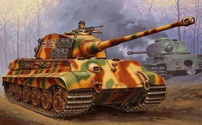 Некоролевский дебют «королевского тигра»