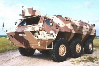 Немецкая «лисица» в армии сша