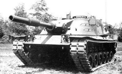 Немецкий дедушка «абрамса» и «леопарда- 2»