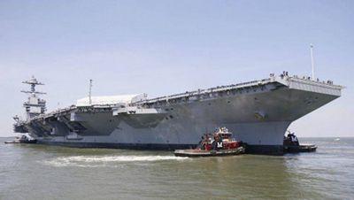 Ni: а нужно ли было выбрасывать миллиарды на постройку авианосца типа «джеральд форд»? - «военные действия»