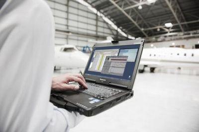 Новая модель защищённого ноутбука panasonic toughbook cf-53 предлагает 15 часов автономной работы