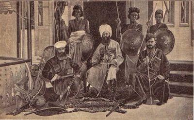 Новая москва. как казаки в эфиопию ходили - «военные действия»