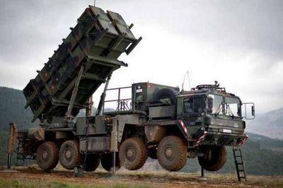 Новая ракета для зрк «патриот» - «военные действия»