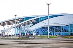 Новейшему российскому аэропорту мешает война в донбассе - «новости дня»