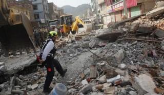 Новое землетрясение в непале: число жертв растет
