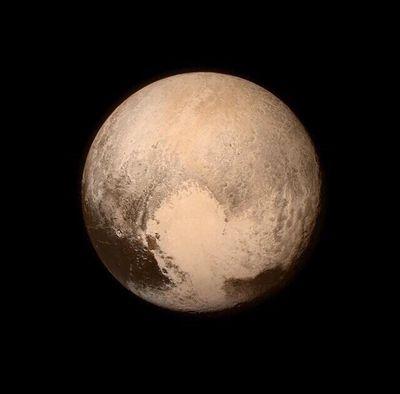 Новые горизонты промчался мимо плутона: путешествие продолжается
