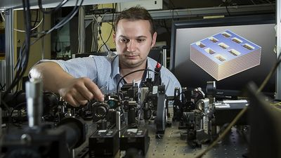Новый метаматериал может генерировать энергию от солнечного тепла 24 часа в сутки